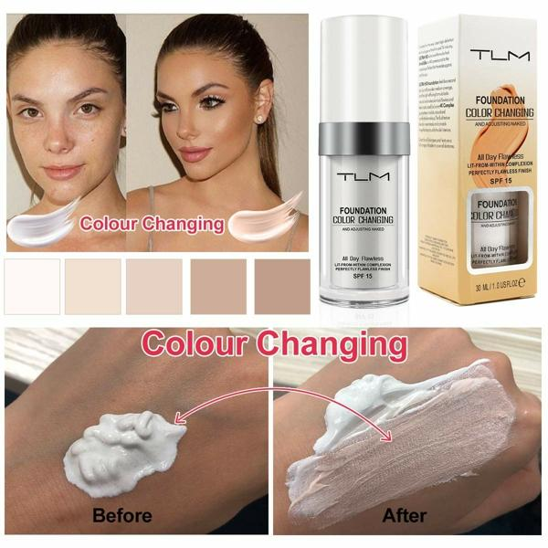 TLM™ Color Changing Foundation