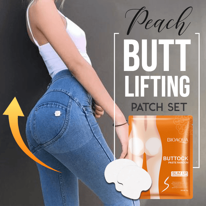 Peach™ Butt Lifting Patch Set