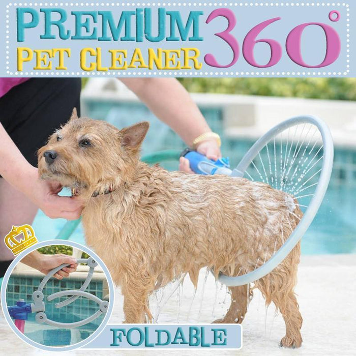 Premium 360º Pet Cleaner