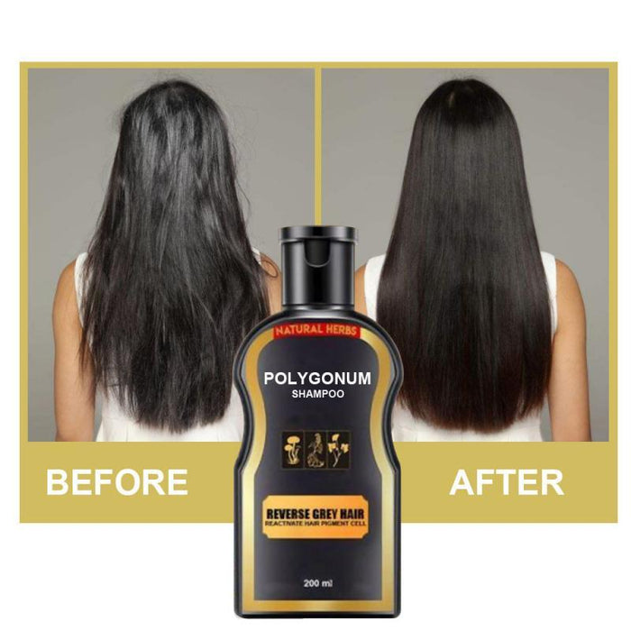 Grey Reverse™ Hair Color Shampoo (Last Day 70% OFF Sale)