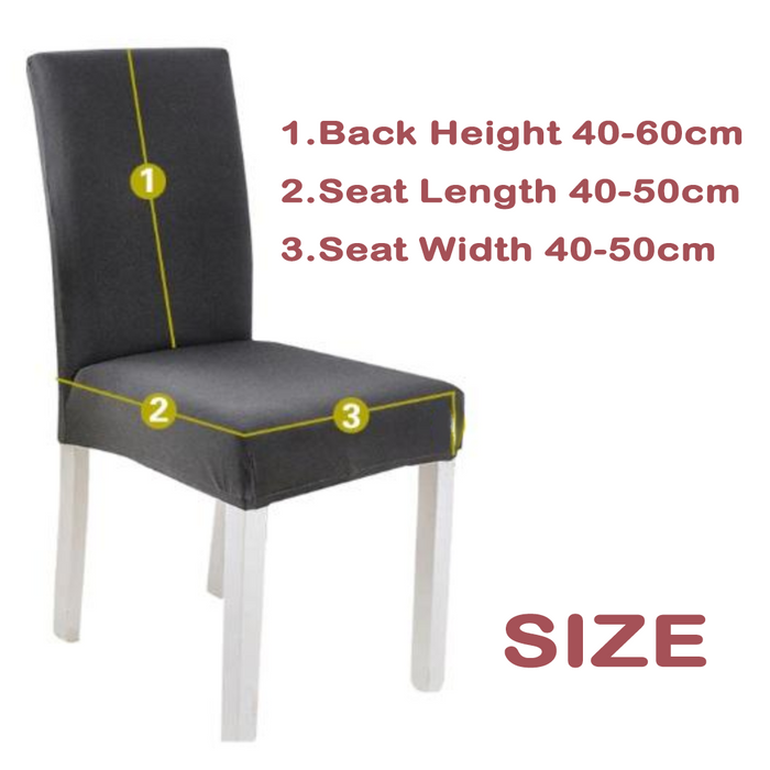 Waterproof & Stain-proof Chair Slipcover
