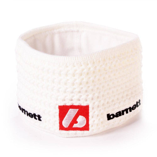 M3 Warm headband, White