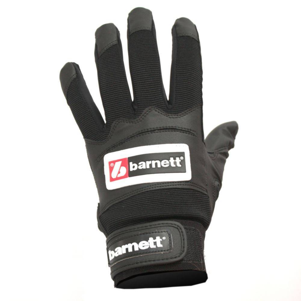 BBG-01 Batting baseball gloves, Black