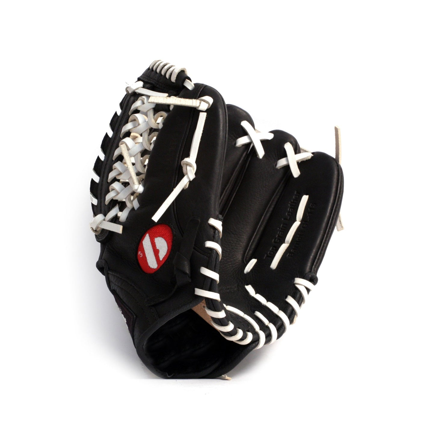 GL-115  Competition infield baseball Glove 11.5, black