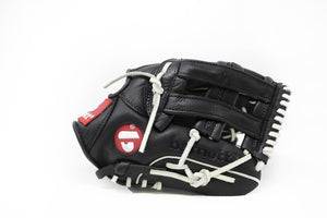 GL-120 Competition baseball glove, genuine leather, outfield 12 Black