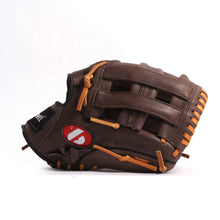 Load image into Gallery viewer, GL-125 Competition baseball glove, genuine leather, outfield 12.5, Brown