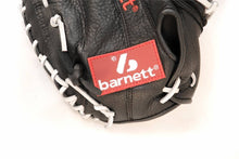 Load image into Gallery viewer, GL-301 Competition first base baseball glove, genuine leather, size 31, Black