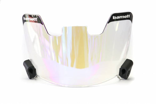 Barnett Football Eyeshield / Visor, eyes-shield, revo blue