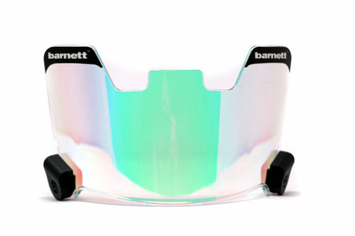 Barnett Football Eyeshield / Visor, eyes-shield, green