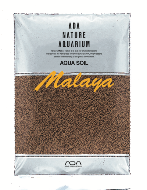ADA Aqua Soil Malaya (Powdered Granules)