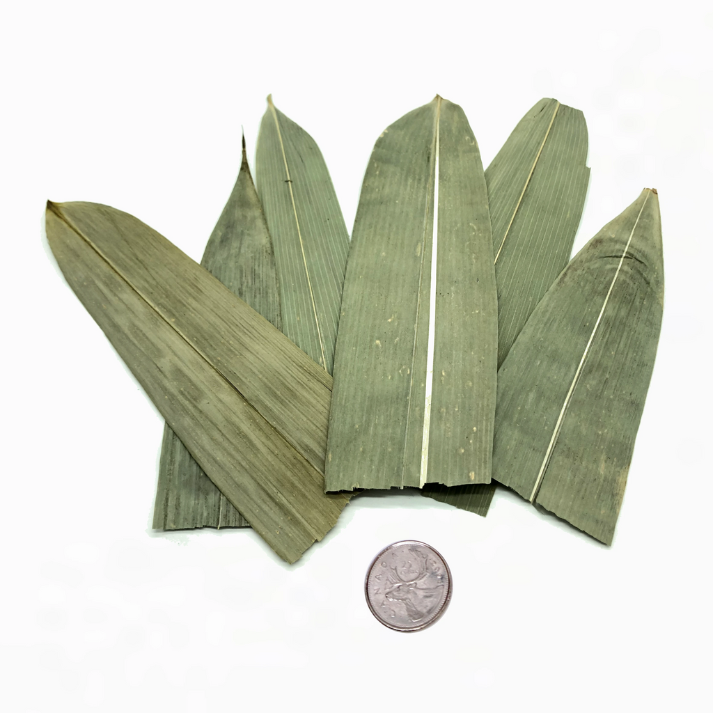Dried Bamboo Leaves