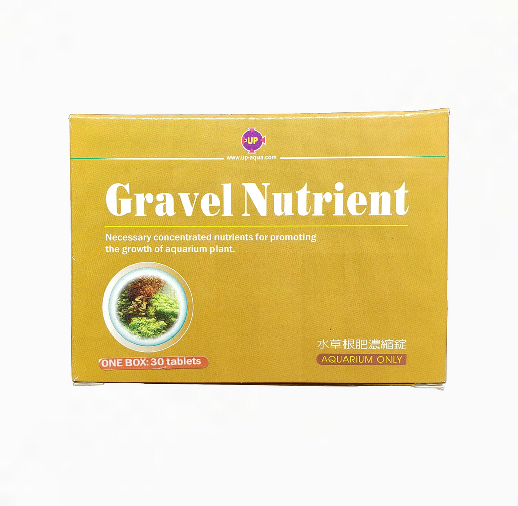 Gravel Nutrient Root Tabs (30 Pack)