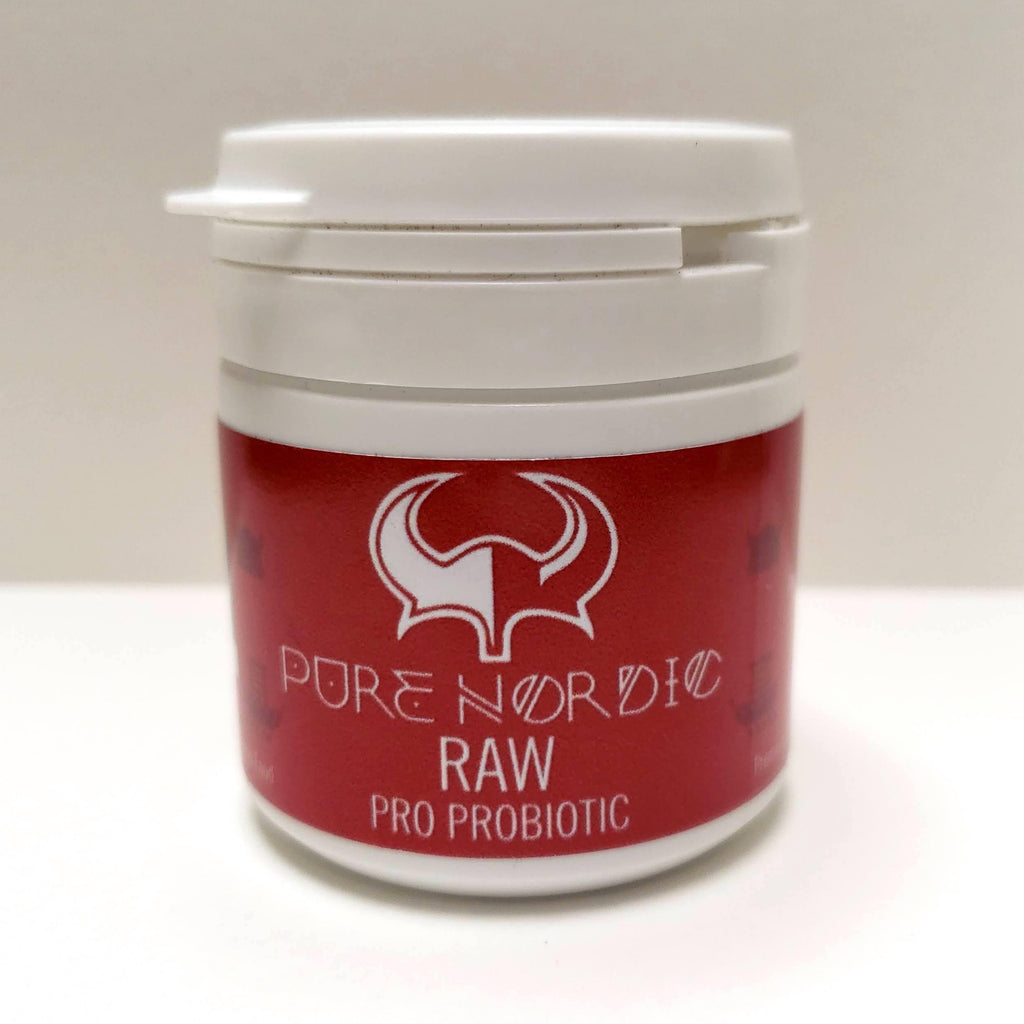Pure Nordic RAW PROBIOTIC (30g)