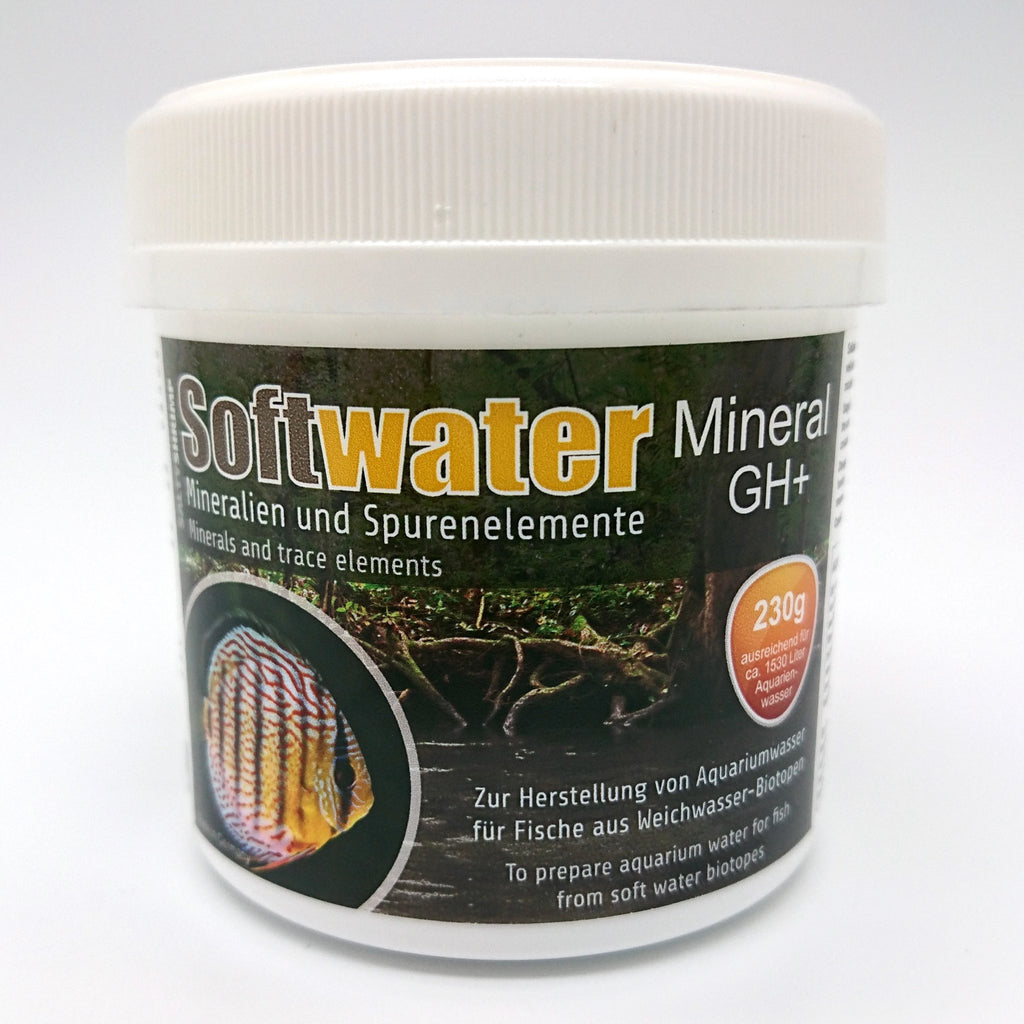 Fish Minerals Softwater GH+