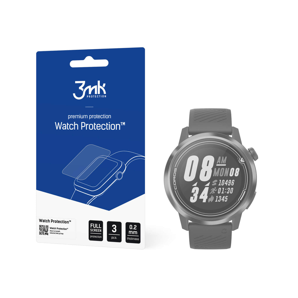 3mk Watch Protection - Coros Apex 46mm