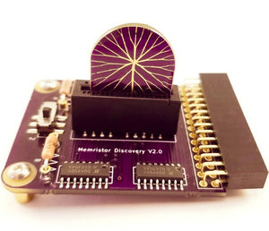Memristor Discovery (Board, Chip, Software, Manual)