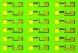 M+SDC Memristor Research Bare Die