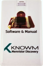 Load image into Gallery viewer, Memristor Discovery (Board, Chip, Software, Manual)