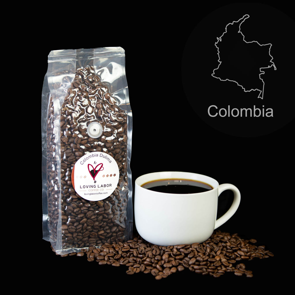Colombia Dulima Loving Labor Coffee Co.