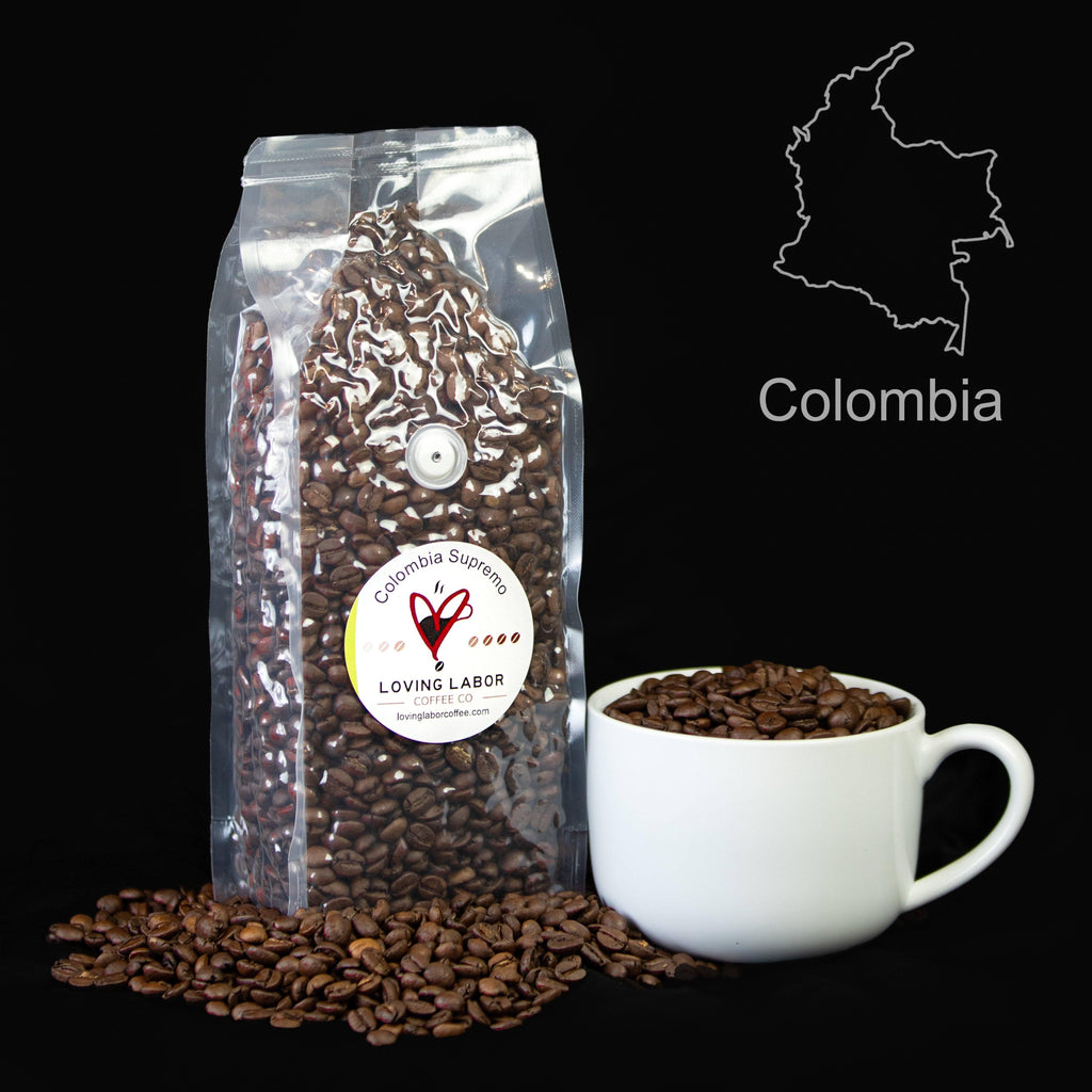 Colombia Supremo Loving Labor Coffee Co.