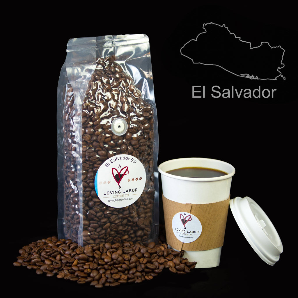 El Salvador EP Loving Labor Coffee Co.