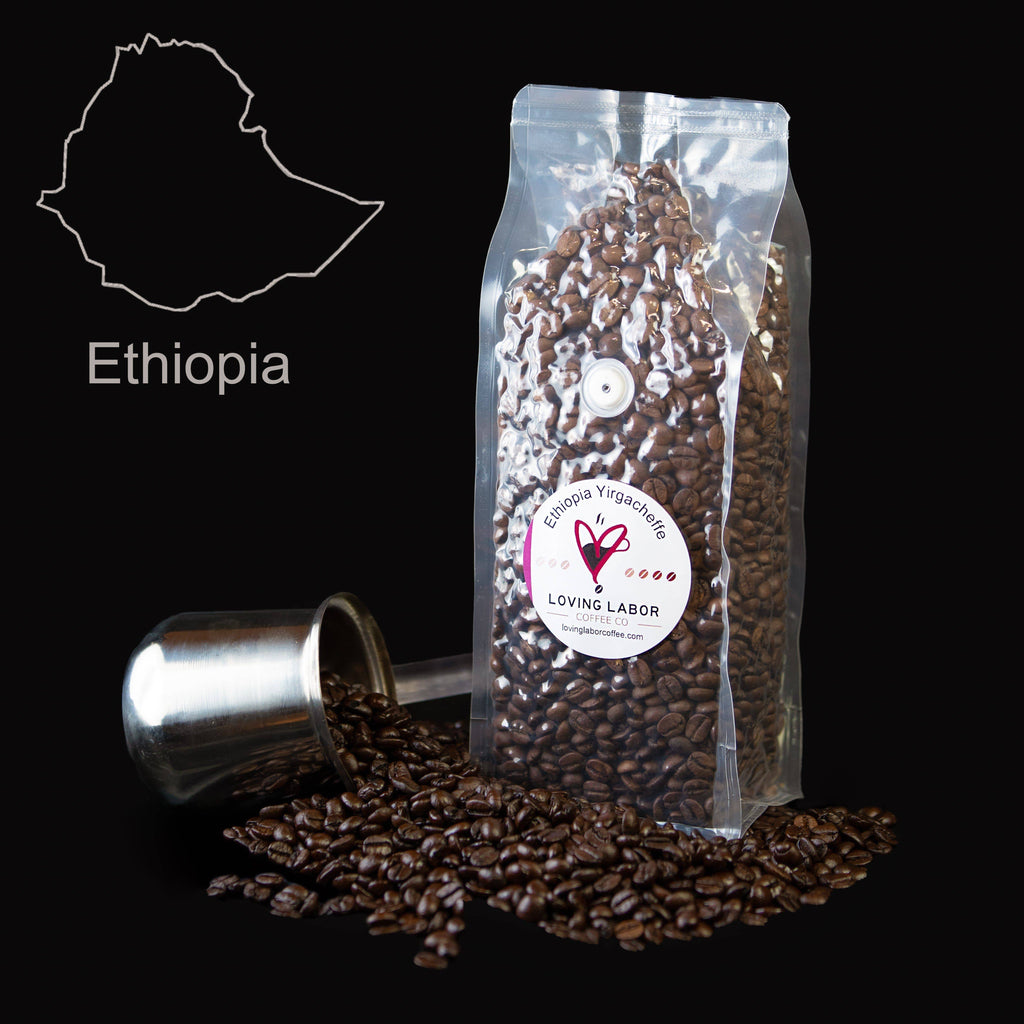 Ethiopia Yirgacheffe Loving Labor Coffee Co.