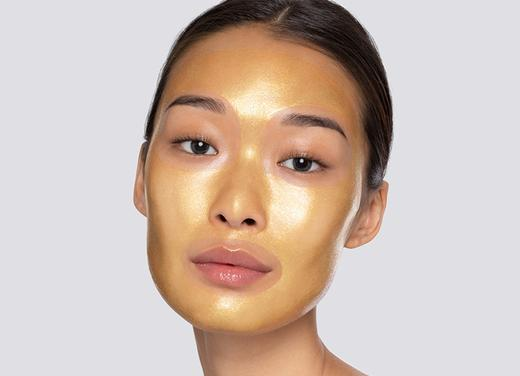 How Gold-Infused Skincare Works