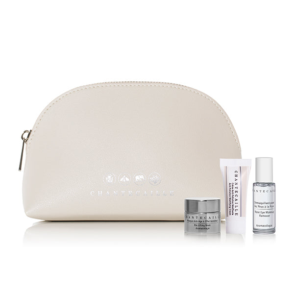 Complimentary Fall Gift :<br>·Luxe Evergreen Bag<br>·Bio Lifting Mask 5ml<br>·Rose Makeup Remover 8ml<br>·Anti-Pollution Mattifying Cream 8ml