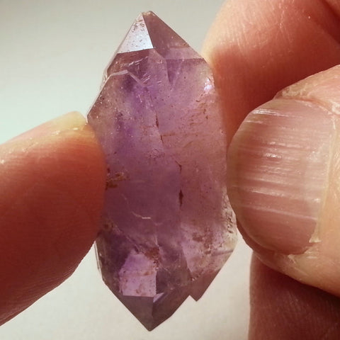 Brandberg Amethyst Floater Quartz Crystal