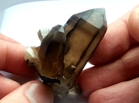 Erongo Smokey Quartz Crystal Group ES-106