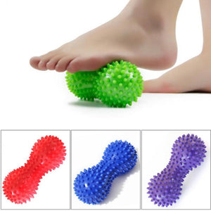 1pc Massage Ball PVC Peanut Shape