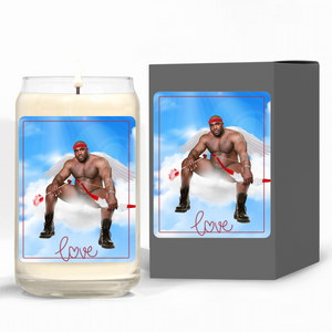 Cupid Barry Scented Candle