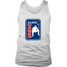 Load image into Gallery viewer, Barry Tour - Mens Tank