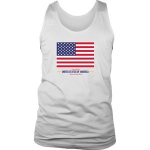 Home of the Free - Mens Tank