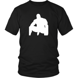 Silhouette - Black T-Shirt
