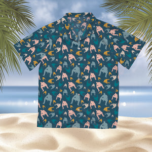 Tallywhacker Hawaiian Shirt