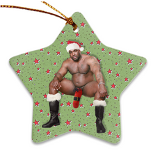 Load image into Gallery viewer, Jingle Balls Ornament - Stars
