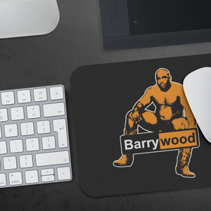 Barry Hub Mousepad