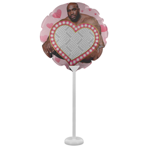 Personalized Barry Love Balloon