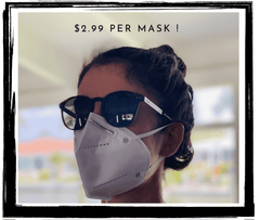 PACK OF 100 - KN95 MASK - CERTIFIED - FASTSHIPPINGMASK.COM
