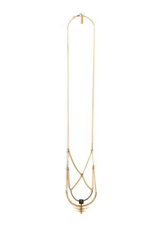 Matilda Necklace Gold