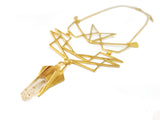 Adora Necklace Gold