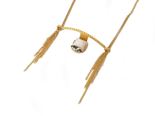 Yara Necklace Gold