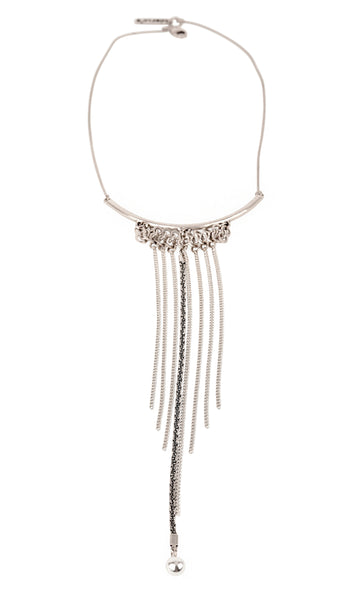 Rio Necklace Silver