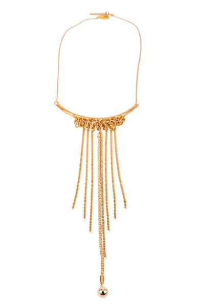 Rio Necklace Gold