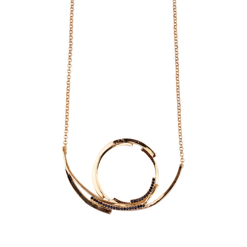 Orion Necklace Gold