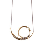 Orion Necklace Brass