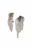 Lagoon Earrings Silver