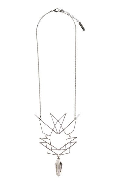 Adora Necklace Silver