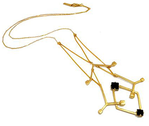 Rachel Necklace Gold
